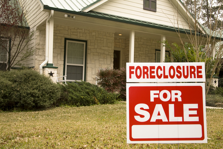 Problems with Using Bankruptcy to Stop Foreclosure in Norman