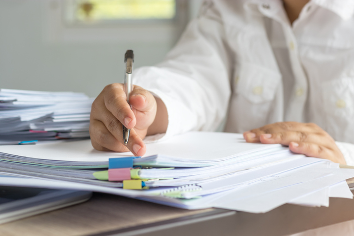 What Paperwork Is Needed to Sell a House by Owner?